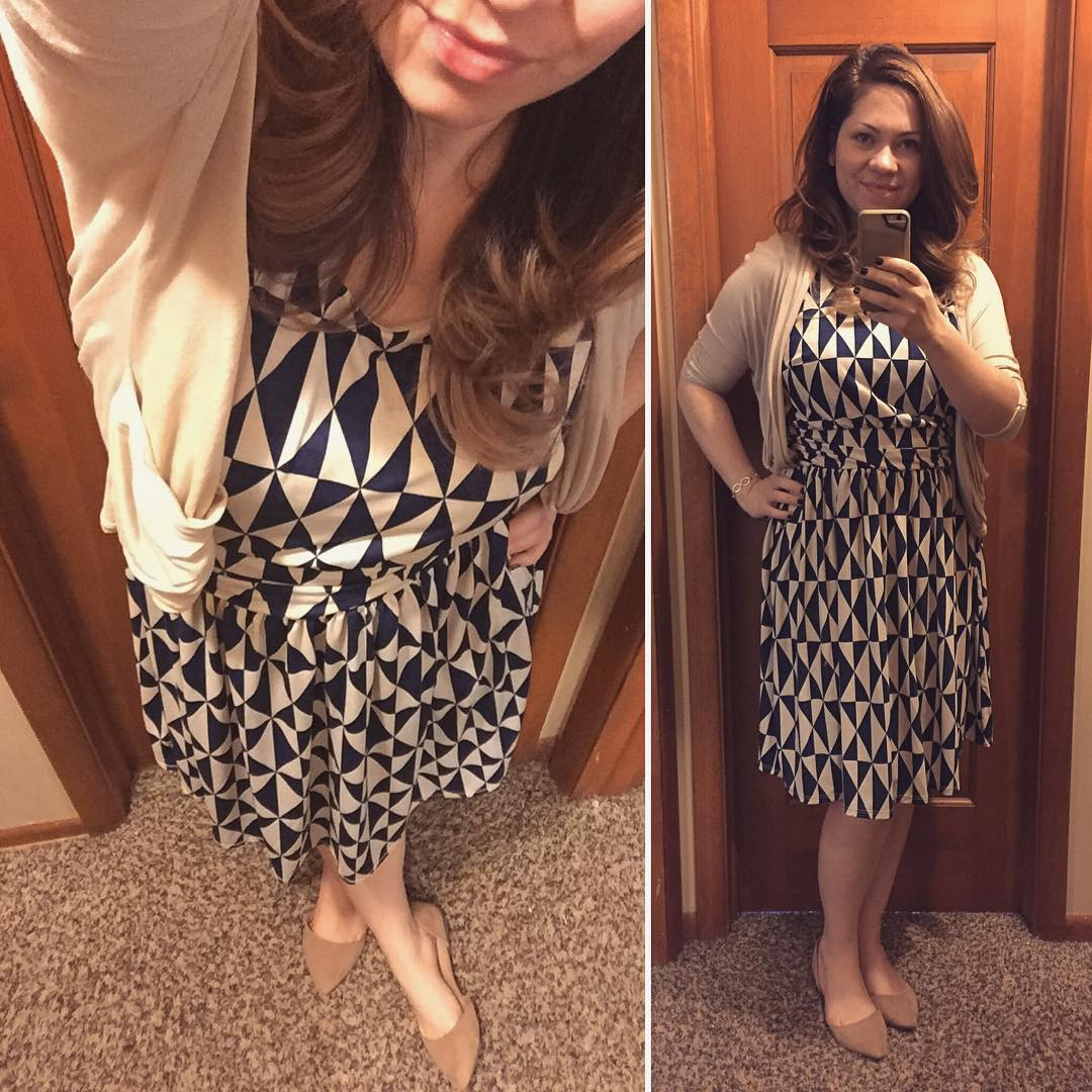Business Casual: Thirfted Boutique Find