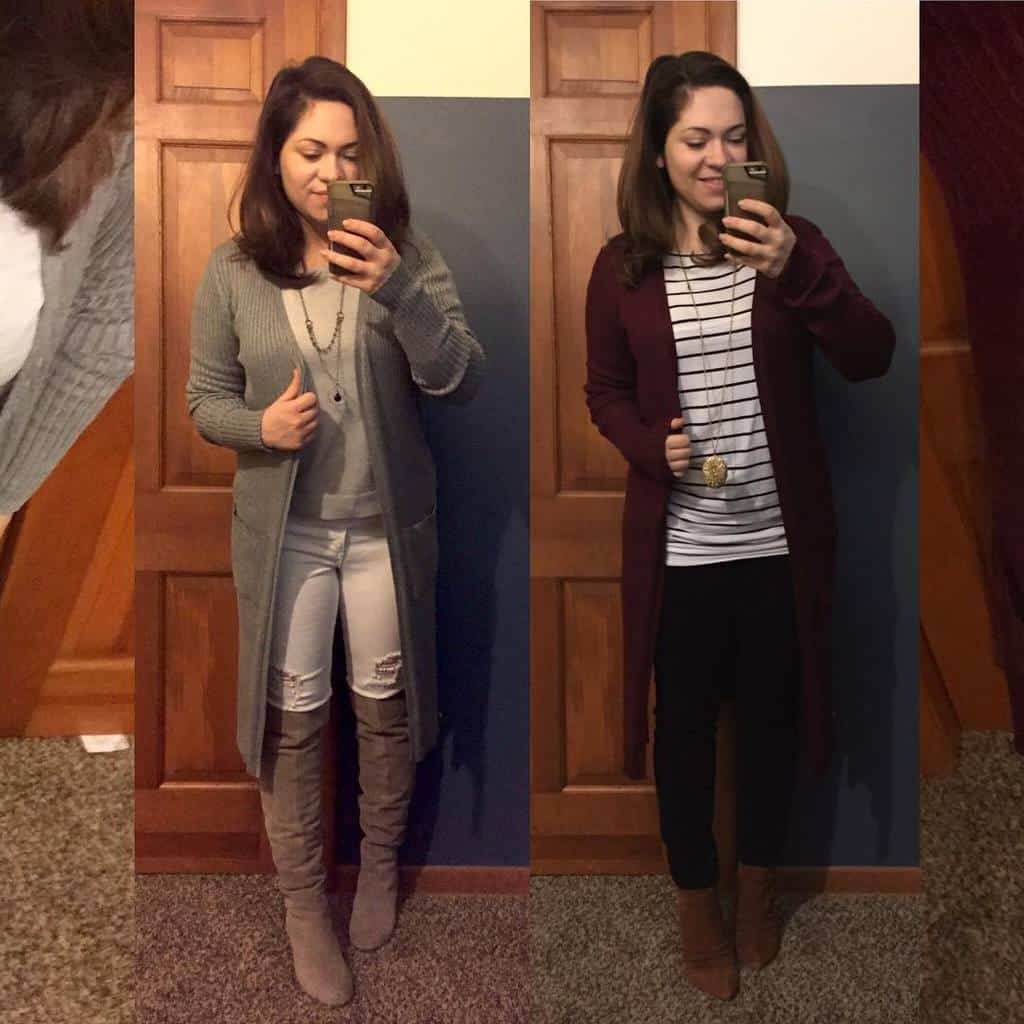 Fall Trend: Maxi Cardigans / Duster Sweaters!