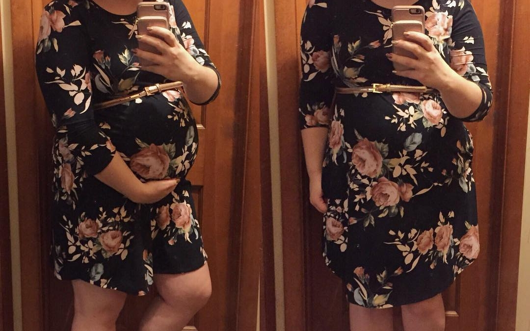 Fave Floral Dress from LimeLush.com
