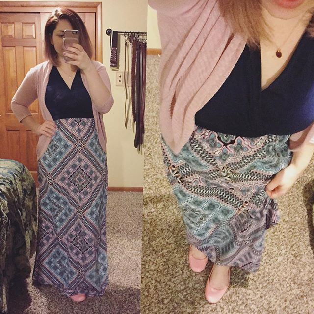 Spring Style: Prints Charming with Gilli Maxi Dress