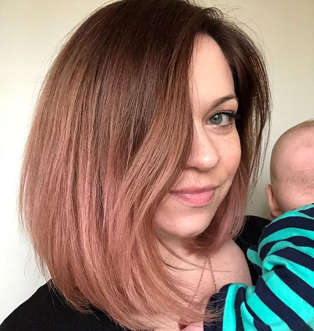 2018 Hair Trends: Rose Gold, Rose Brown, Whatever You Want to Call It