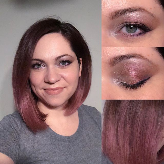 I Love Pink: Trying Younique Addiction #5