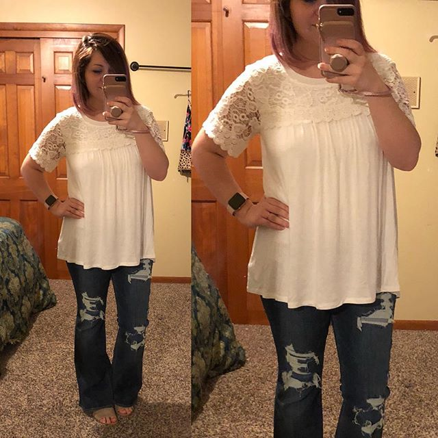 Check out this adorable top